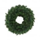 Kranz Edeltanne half, diameter 60cm, green